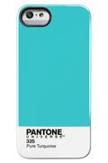 Pantone COQUE BLEUE POUR IPHONE 5S