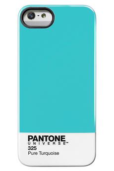 Housse pour iPhone COQUE BLEUE POUR IPHONE 5S Pantone