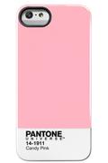 Pantone COQUE ROSE POUR IPHONE 5S