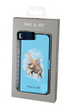 Paul And Joe ETUI ARCHE IPHONE 5/5S BLEU photo 2
