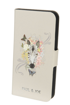 Housse pour iPhone ETUI ZEBRE IPHONE 5/5S BEIGE Paul And Joe