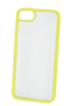 Puro COQUE CLEAR IPHONE 5C JAUNE photo 1