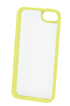 Puro COQUE CLEAR IPHONE 5C JAUNE photo 2