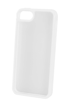 Housse pour iPhone COQUE CLEAR IPHONE 5C BLANC Puro
