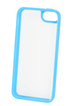 Puro COQUE CLEAR IPHONE 5C BLEU photo 3