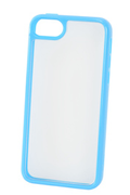 Puro COQUE CLEAR IPHONE 5C BLEU
