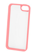 Puro COQUE CLEAR IPHONE 5C ROSE photo 3