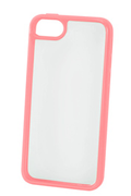 Puro COQUE CLEAR IPHONE 5C ROSE