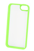 Puro COQUE CLEAR IPHONE 5C VERT photo 3