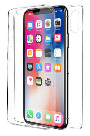 coques iphone x transparente