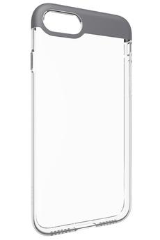 Housse pour iPhone COQUE GRISE QDOS POUR IPHONE 7 Qdos