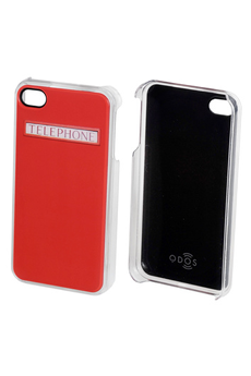 Housse pour iPhone Coque cabine iPhone 4/4S Qdos