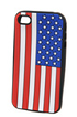 Qdos COQUE SOFTIES USA IPHONE 4/4S photo 1