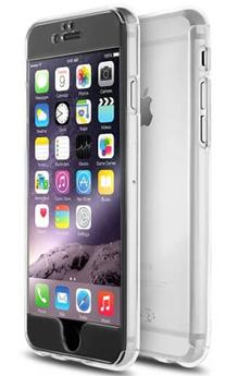 Housse pour iPhone COQUE TRANSPARENTE QDOS POUR IPHONE 7 Qdos