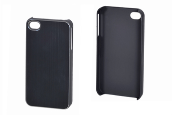Housse pour iPhone Coque alu iphone 4/4S Swiss Charger