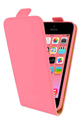 Swiss Charger FLIP IPHONE 5C ROSE