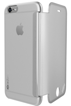 Housse pour iPhone ETUI ENGAGE FOLIO VIEW BLANC POUR APPLE IPHONE 6/6S X-doria