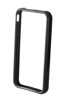 Housse pour iPhone HOUSSE BUMPER IPHONE 4/ 4S NOIR Xqisit