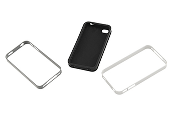 Housse pour iPhone Coque IPLATE iPhone 4/4S Xqisit