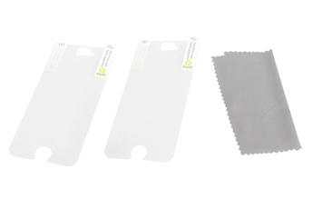 Protection d'écran pour smartphone 2 Films protections écran iPhone 5/5S Muvit