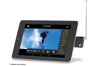 Passerelle multimédia Android TV 78e Hauppauge