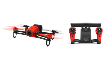 Drone BEBOP ROUGE + SKYCONTROLLER Parrot