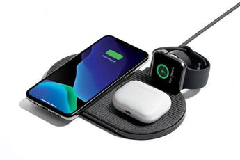 Chargeur pour iPhone Native Union Station de charge induction...