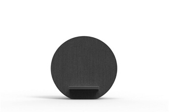 Chargeur pour iPhone Native Union Dock Induction gris