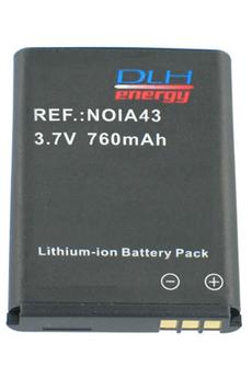Batterie téléphone mobile BATTERIE NOIA43 Dlh Energy