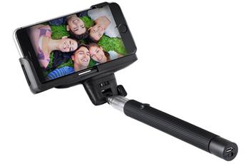 Support pour téléphone mobile Perche selfie extensible bluetooth pour smartphone I Chic Gear