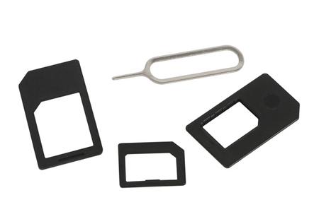 adaptateur carte sim darty Accessoires téléphone Muvit ADAPT SIM CARD BK | Darty