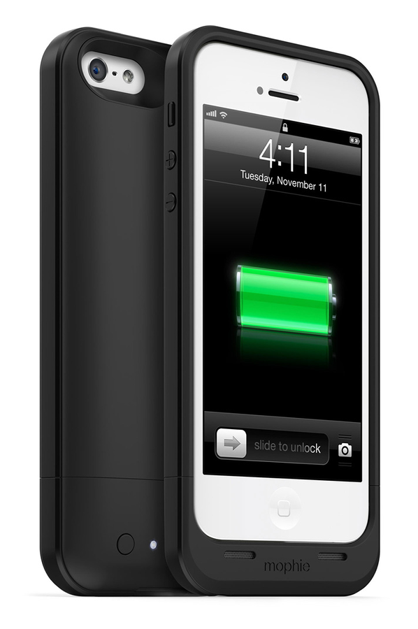 coque batterie mophie juice pack air 1700mah noir pour iphone 5 5s juice pack air 4058542. Black Bedroom Furniture Sets. Home Design Ideas