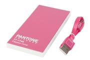 Pantone BATTERIE DE SECOURS ROSE 3000MAH