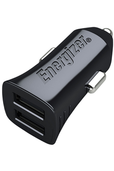 Chargeur portable CHARGEUR ALLUME CIGARE USB AVEC CABLE USB/MICROUSB Energizer