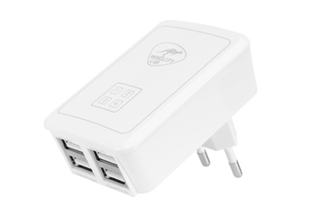 Chargeur portable CHARGEUR MURAL 4 PORTS USB Mobility Lab