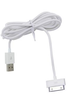 Chargeur pour téléphone mobile CABLE 30 PIN Muvit
