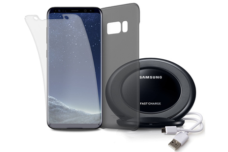 chargeur portable samsung pack premium pour samsung galaxy. Black Bedroom Furniture Sets. Home Design Ideas