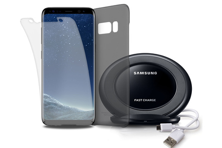 chargeur portable samsung pack premium pour samsung galaxy. Black Bedroom Furniture Sets. Home Design Ideas