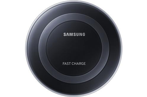 chargeur portable samsung chargeur a induction noir pour galaxy s6 et s6 edge pad indu afc. Black Bedroom Furniture Sets. Home Design Ideas