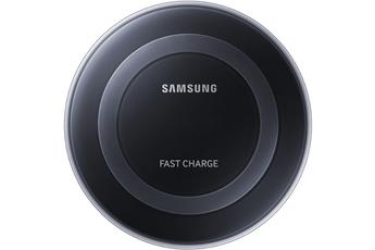 Chargeur pour téléphone mobile CHARGEUR A INDUCTION NOIR POUR GALAXY S6 ET S6 EDGE Samsung