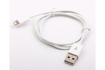 Chargeur pour téléphone mobile CABLE LIGHTNING 1M Temium