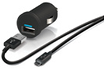 Chargeur portable CHARGEUR ALLUME CIGARE USB AVEC CABLE MICROUSB Temium