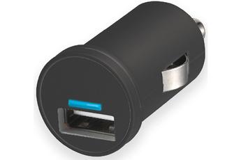 Chargeur portable CHARGEUR ALLUME CIGARE USB NOIR Temium