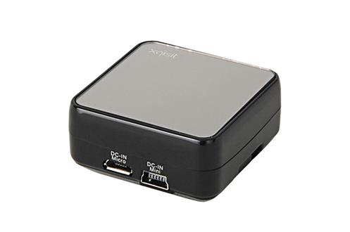 chargeur pour t l phone mobile xqisit batterie externe micro usb 1323415. Black Bedroom Furniture Sets. Home Design Ideas