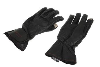 Gants pour écran tactile Gants Tactiles SmarTouch moto en Cuir pour homme taille L Isotoner