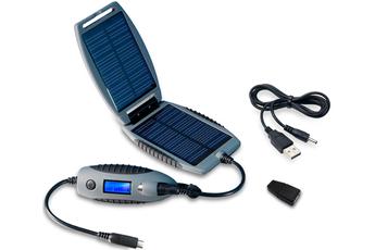 Batterie de secours BATTERIE DE SECOURS AVEC PANNEAU SOLAIRE 2200 MAH Powertraveller