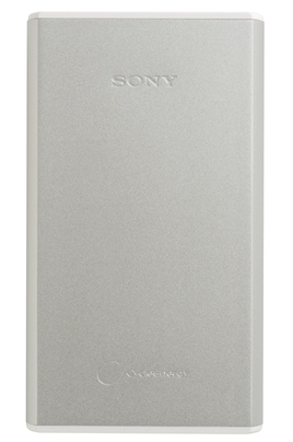 Batterie de secours BATTERIE DE SECOURS 15000 MAH ARGENT CP-S15 Sony