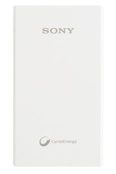 Batterie de secours BATTERIE DE SECOURS 5800 MAH BLANCHE Sony