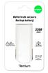 Temium BATTERIE DE SECOURS 2200 MAH BLANCHE photo 2