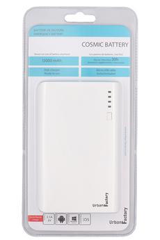 Batterie de secours BATTERIE DE SECOURS BLANCHE 15000 MAH Urban Factory